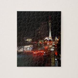 Stratosphere Tower Las Vegas Jigsaw Puzzle