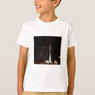 Stratosphere Tower Las Vegas Kids T-shirt