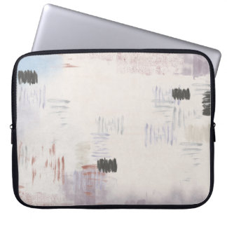Stratum Abstract Laptop Sleeve