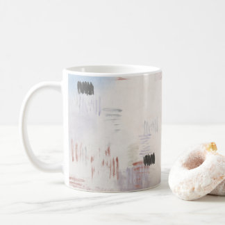 Stratum Abstract Mug