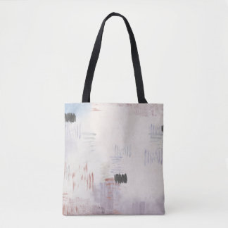Stratum Abstract Tote Bag