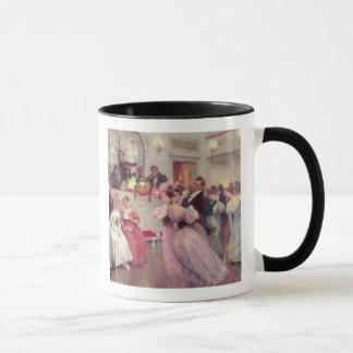 Strauss and Lanner - The Ball, 1906 Mug