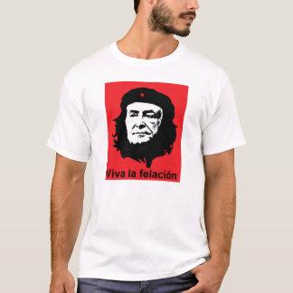 "strauss kahn ""viva the felacion "" T-Shirt"