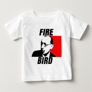 Stravinsky Firebird Baby T-Shirt