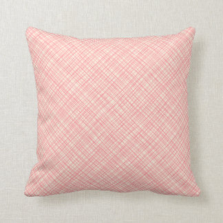 Strawberries and Creme Decorative Throw Pillow