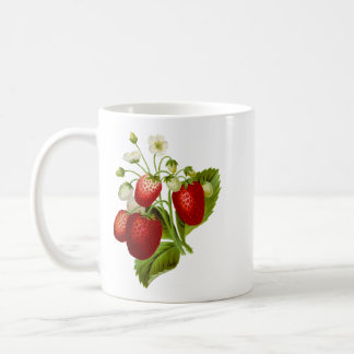 Strawberries Are My Jam Mug