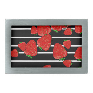 Strawberries Belt Buckle