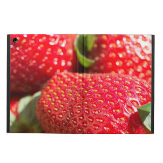 Strawberries Case For iPad Air