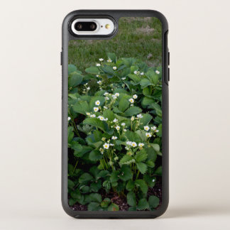 Strawberries flowering | OtterBox symmetry iPhone 7 plus case