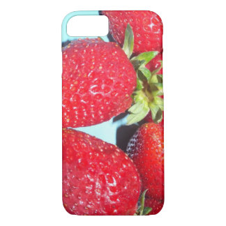Strawberries Forever! iPhone 7 Case