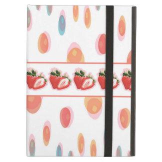 Strawberries iPad Air Case