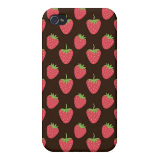 Strawberries iPhone4 Case Cases For iPhone 4
