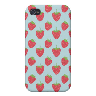 Strawberries iPhone4 Case iPhone 4 Covers