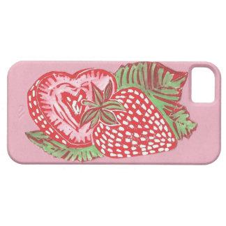 Strawberries iPhone 5/5s Case