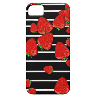 Strawberries iPhone 5 Cover