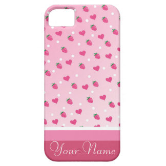 strawberries iPhone 5 covers