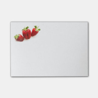 Strawberries Post-it Notes