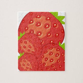 Strawberries Puzzle