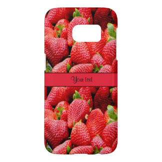 Strawberries Samsung Galaxy S7 Case