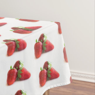 Strawberries Tablecloth