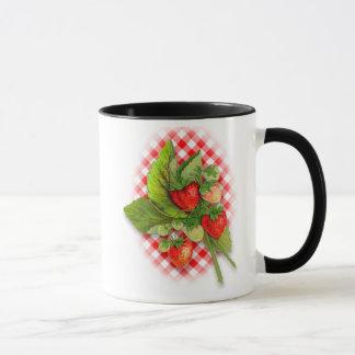 Strawberries that Look Good Enough to Eat Mug
