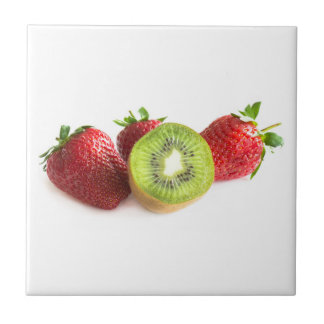 Strawberries Tile