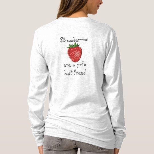 Strawberries - Women's T-shirt