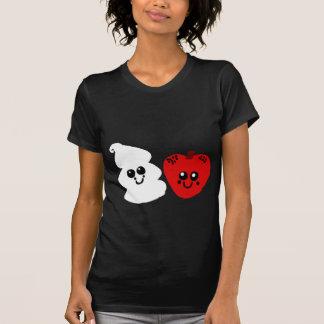Strawberry and Whip Cream BFFs T-Shirt