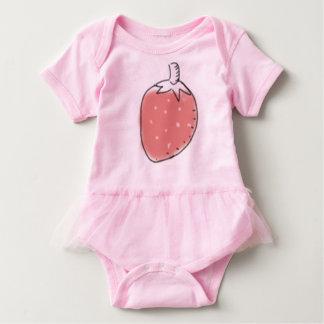 Strawberry Baby Bodysuit