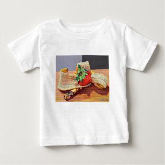Strawberry Banana Split Baby T-Shirt