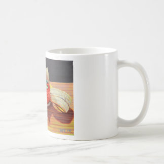 Strawberry Banana Split Coffee Mug