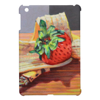 Strawberry Banana Split iPad Mini Case