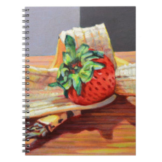 Strawberry Banana Split Notebooks