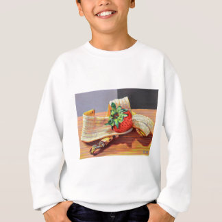 Strawberry Banana Split Sweatshirt