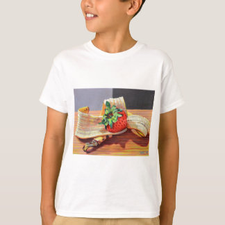 Strawberry Banana Split T-Shirt