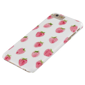 Strawberry Barely There iPhone 6 Plus Case