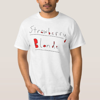 Strawberry Blonde 1 (2) T-Shirt