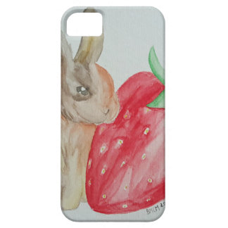 Strawberry Bunny Case For The iPhone 5