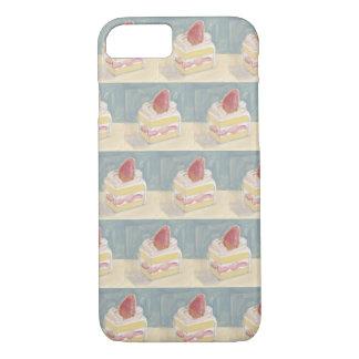 Strawberry Cake iPhone 8/7 Case
