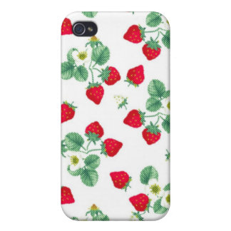 Strawberry Case For The iPhone 4