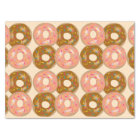 Strawberry & Chocolate Frosted Doughnuts Tissue Paper
