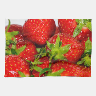 Strawberry Collection Kitchen Towels