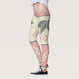 Strawberry Cream Forever Leggings