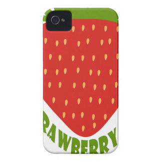 Strawberry Day - Appreciation Day iPhone 4 Cases