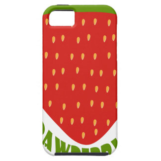 Strawberry Day - Appreciation Day iPhone 5 Cover