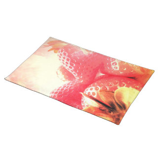 Strawberry Dream Placemat
