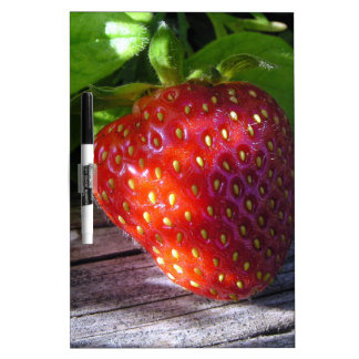 Strawberry Dry-Erase Boards