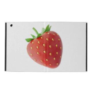 Strawberry - Emoji iPad Covers