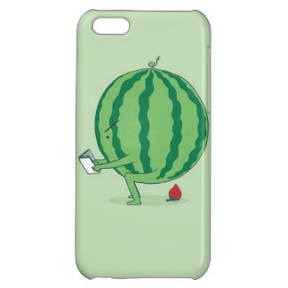 Strawberry Factory iPhone 5C Cases
