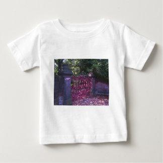 Strawberry Field Gates, Liverpool UK Baby T-Shirt